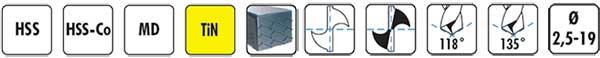 Características afiladora de brocas 750x DRILL DOCTOR